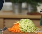 Зеленчукови палачинки с нахут и веганска майонеза 3