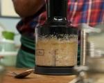 Зеленчукови палачинки с нахут и веганска майонеза 9