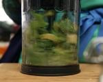 Картофени кюфтета със зелен сос 4