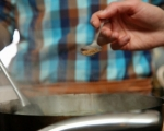 Къри с агнешко и спанак 7