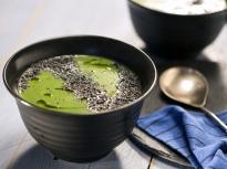 Постна копривена крем супа