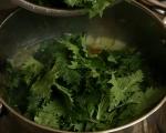 Постна копривена крем супа 2