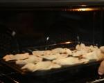 Пъдпъдъчи яйца в кошнички от тесто 6