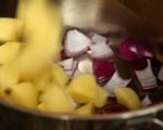 Картофена супа с билки