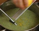 Картофена супа с билки 5