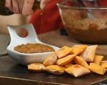 Крекери с пастет от леща 9