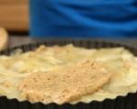 Постен ябълков тарт 7