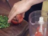 Лятна зеленчукова салата с булгур 2