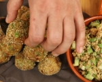 Постни зеленчукови кюфтета 12