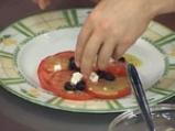 Доматена салата с джинджифилов винегрет 3