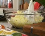 Пай с наденица и картофено пюре 4