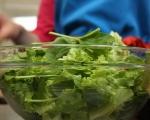 Зелена салата с козе сирене 7