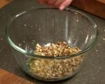Сьомга на фурна с орехи 2