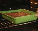 Хлебен пудинг с шоколад и стафиди 6