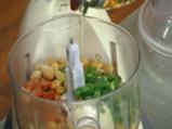Фасулена разядка със сушени домати 3