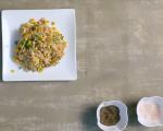 Картофи с риба тон и сладка царевица 5
