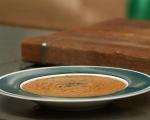 Крем супа с боб и домати 4