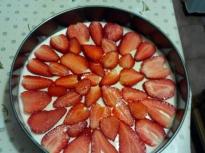 Чийзкейк с ягоди