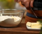 Доматена супа със солени бишкоти 3