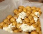 Пресни картофи със сирена на фурна 7