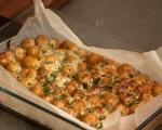 Пресни картофи със сирена на фурна 8