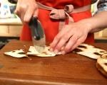 Бобена салата със спанак и таханов дресинг 7