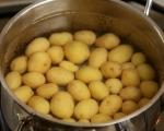Шишчета с телешко и картофи