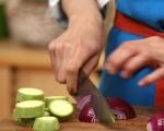 Шишчета с телешко и картофи 2