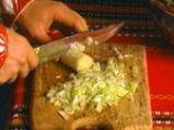Коледна боб салата 2