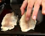 Запечена пъстърва с картофено пюре 2