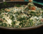 Спанак с ориз на фурна 6
