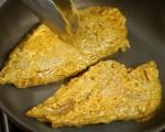 Индийски хлебчета с пилешко 4