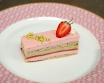 Торта с мус от ягоди 18