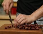Салата от краставици и маслини 2