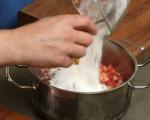 Конфитюр от ягоди и ананас 2