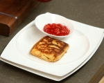 Палачинки с плънка от сирена 6