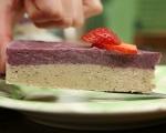 Веганска сладоледена торта 6