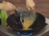 Пържен ориз с яйца 2