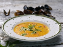 Мидена супа по рибарски