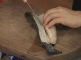 Пъстърва с пикантна глазура
