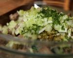 Картофена салата с телешки език 5