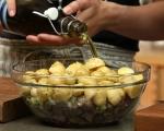 Картофена салата с телешки език 6