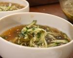 Корейска студена супа с краставици 7