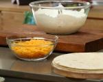 Солена торта в мексикански стил 7