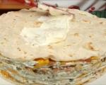 Солена торта в мексикански стил 11