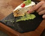Солена торта в мексикански стил 13