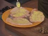 Пилешки рулца с бекон и мариновани гъби 3