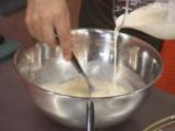 Пилешки рулца с бекон и мариновани гъби 5