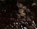 Шоколадово сорбе 2