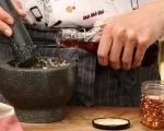 Пържено пиле с чесън (Челамичка по родопски) 4